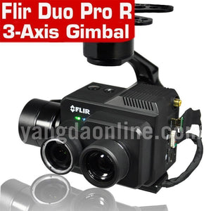 Sky Eye Duo Pro Drone Gimbal for FLIR DUO PRO R Thermal Camera for UAV and Plane photograph recording tracking 3 axle control