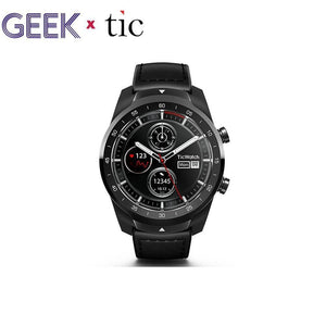 100% Awesome Ticwatch Pro Wear OS smart watch  IP68  for Google Assistant NFC payment big battery  Watch