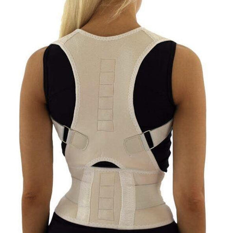 Magnetic Posture Therapy Back Brace