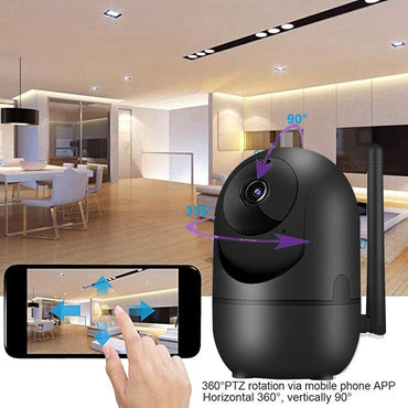 Mega Smart Security Camera mini