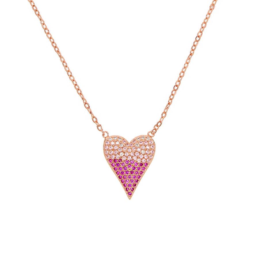 Candy Heart Necklace - Lolita Be Mine