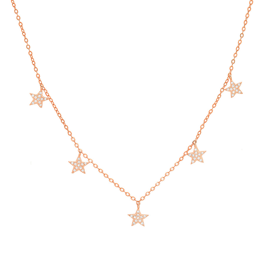 Star Charm Necklace - Lolita Be Mine