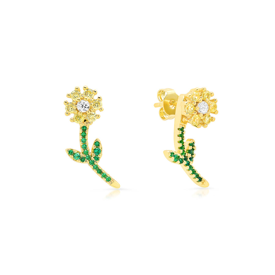 Daisy Earrings - Lolita Be Mine