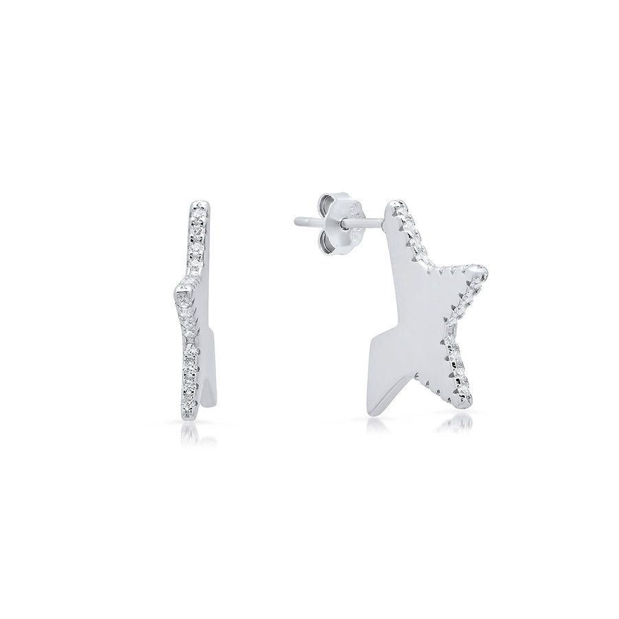 Standout Star Huggy Studs - Lolita Be Mine