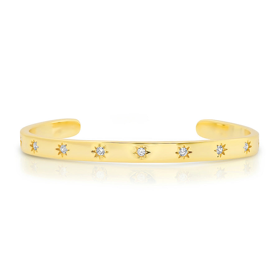 Star Cuff Bracelet - Lolita Be Mine