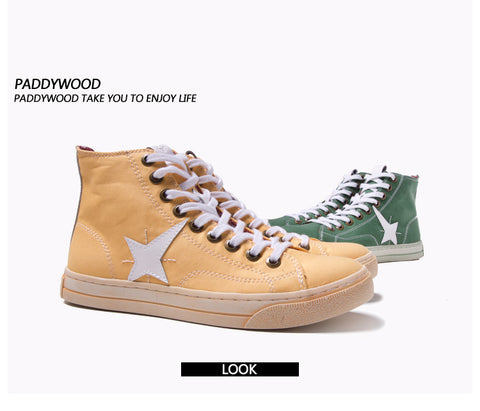 Paddywood dunk high shoes