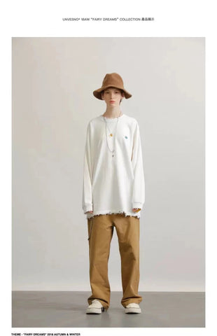 UNVESNO 18AW Vintage foundation shirt