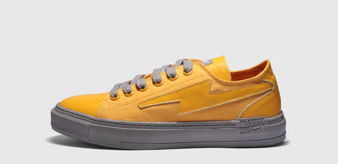 Yellow Blink skate shoes