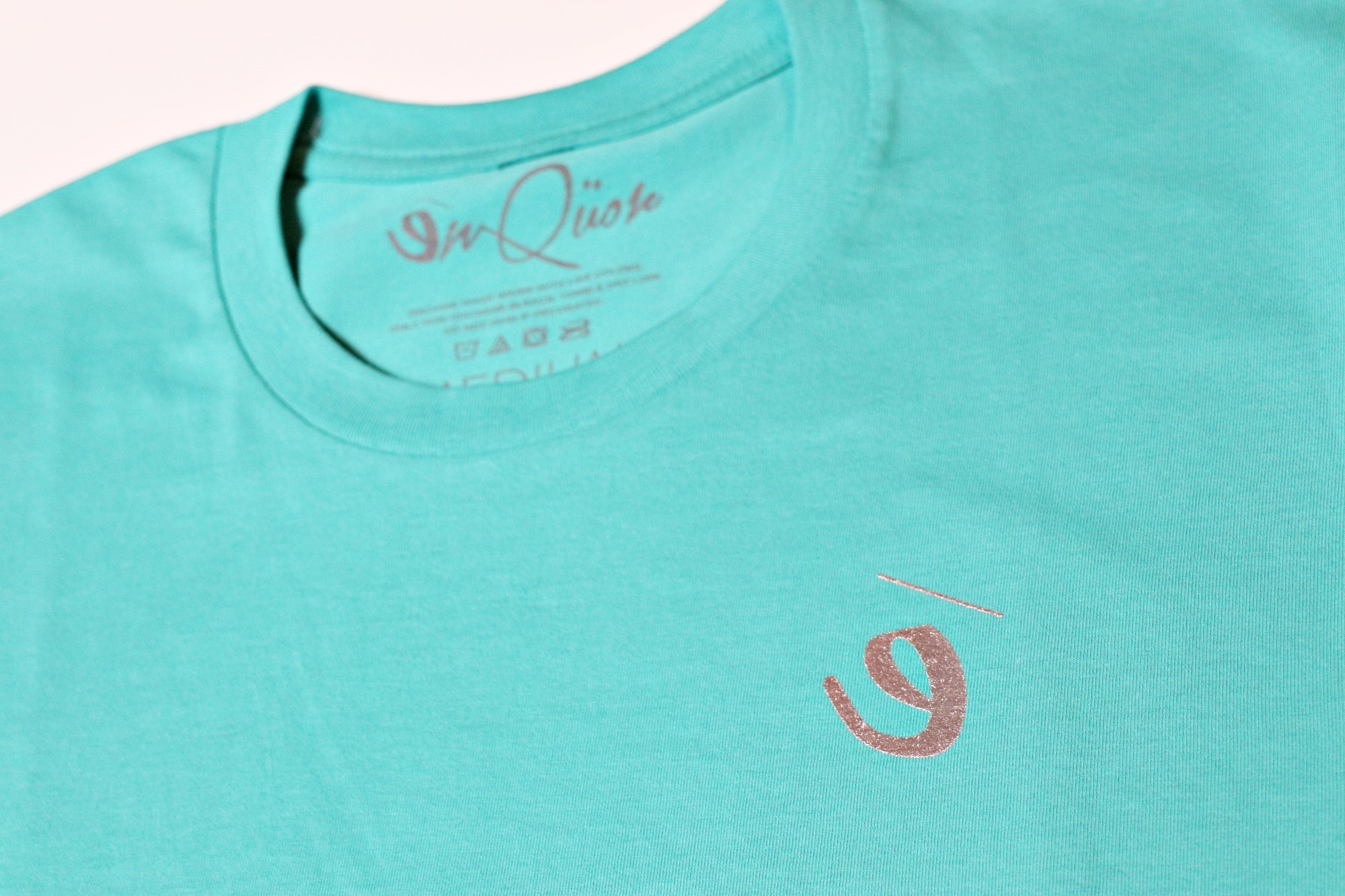 Stained Glass Tee (teal)