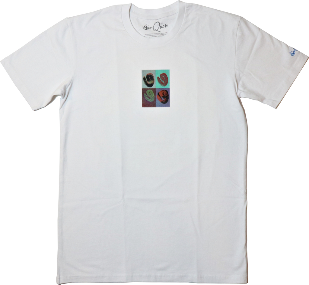 Work of Art Tee (Pure White)