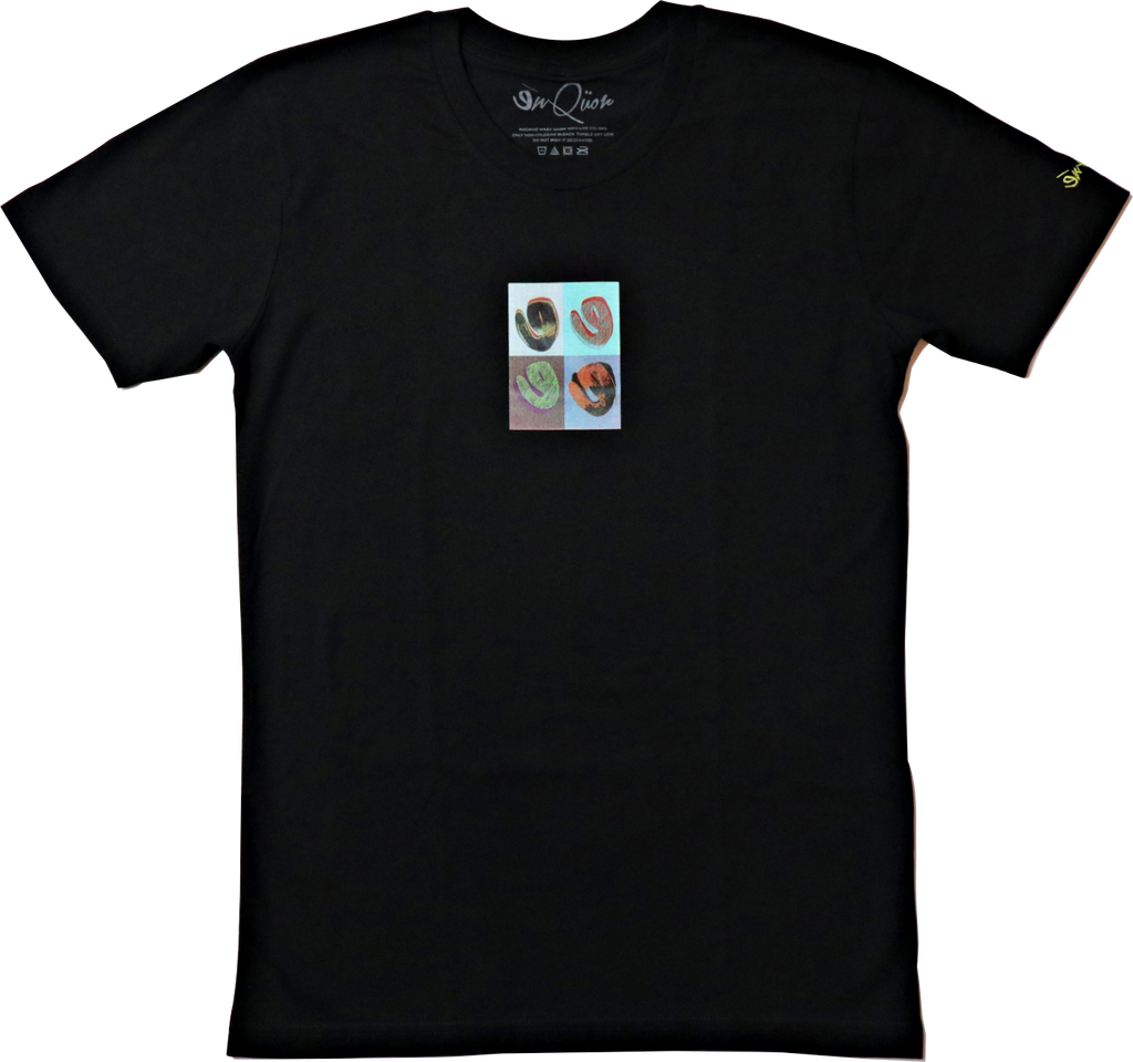 Work of Art Tee (Caviar)