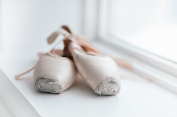 Pointe Shoe Care & Foot Protection