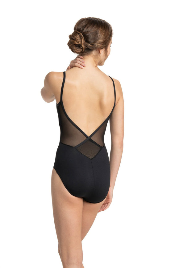 AinslieWear Allegra with Mesh Leotard AW136