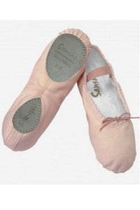 Sansha Star-Split 15C Canvas Splitsole Slippers