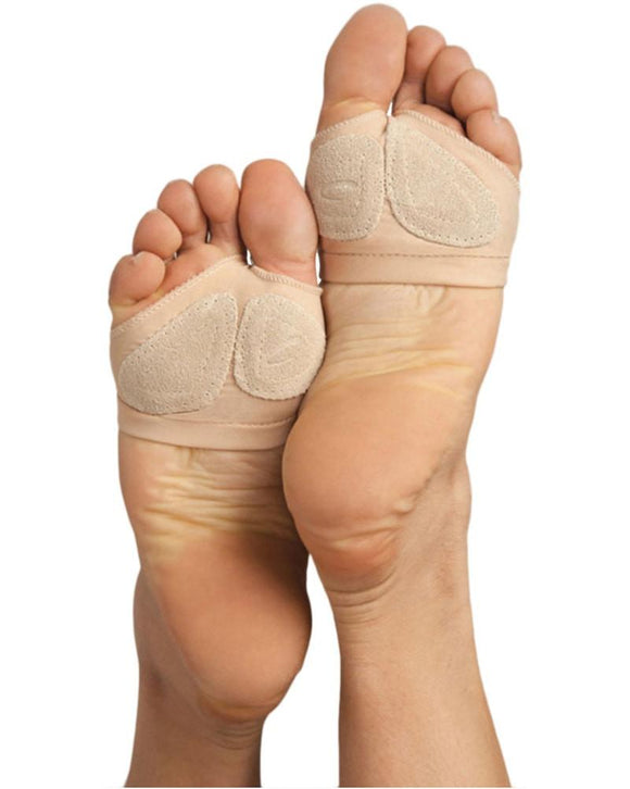 Barely There footUndeez by Capezio