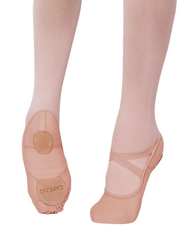 Capezio Hanami Ballet Slipper Light Suntan 2037W