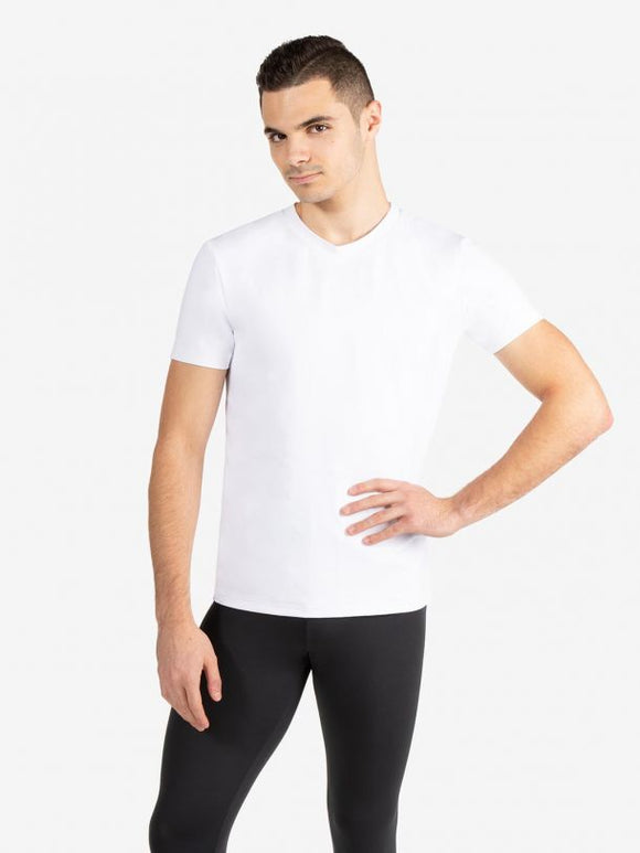 Capezio Men's Crew Neck Tee