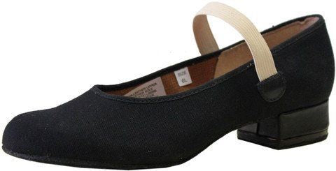 Bloch Character Shoe Low Heel SO315L