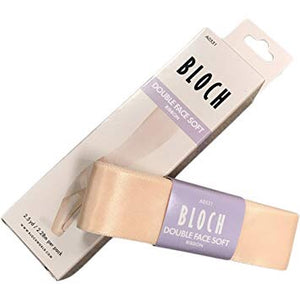 Bloch Double Face Soft Ribbon A0531
