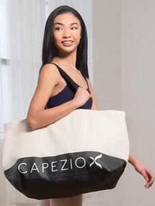 Capezio Canvas Dance Tote B201W