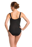 AinslieWear Square Neck Leotard AW102