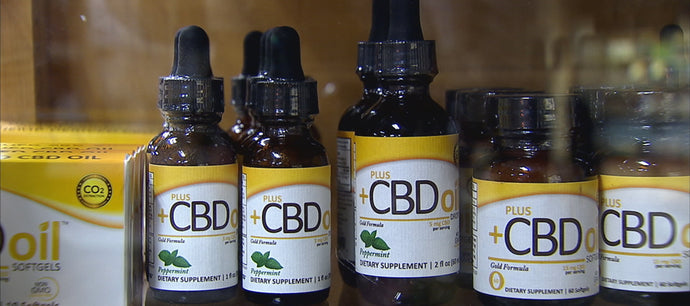 CBD oil now approved for air travel