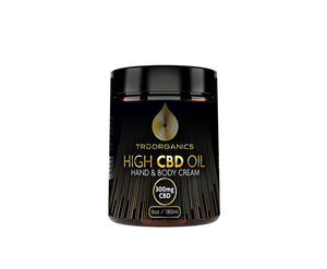 TRU ORGANICS CBD CREAM 6OZ 300MG-Lift Gift
