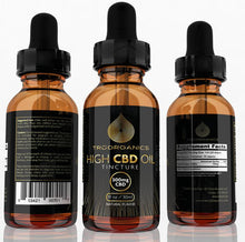 Load image into Gallery viewer, TRU ORGANICS CBD TINCTURE 300MG-Lift Gift