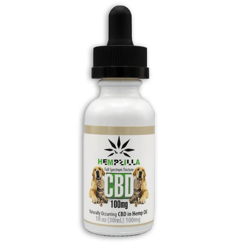 Hempzilla CBD for Pets - 300Mg-Pets-Lift Gift
