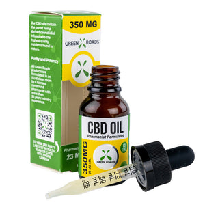 Green Roads World 350 Mg CBD Oil-Lift Gift
