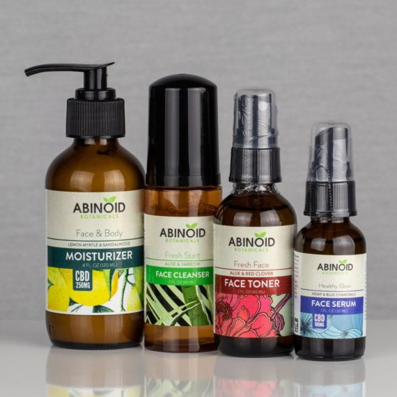 CBD Skin Care Kit | Abinoid Botanicals-Lift Gift