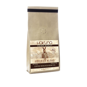 Hakuna Awaken Hemp Roast Bag Coffee-Lift Gift