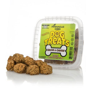 Pinnacle CBD Dog Treats 8oz 120mg-Lift Gift
