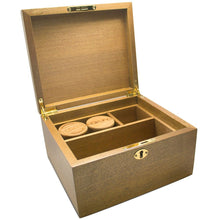 Load image into Gallery viewer, Hakuna Supply CBD - Signature Walnut Lock Box-Lift Gift