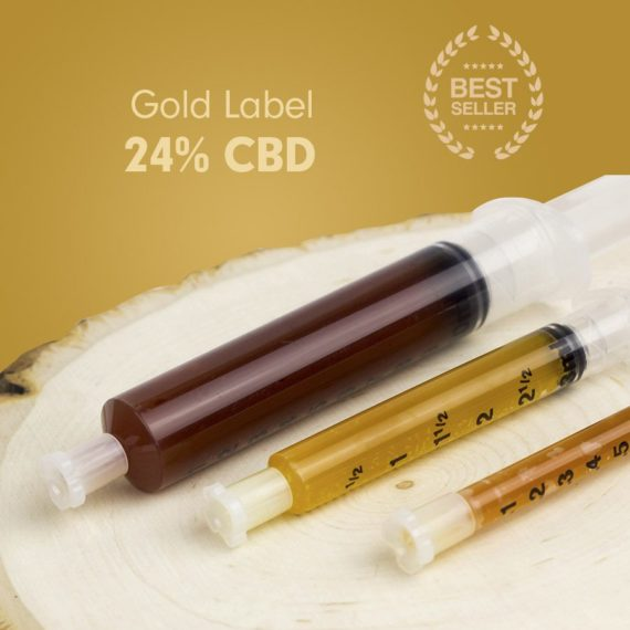 Gold Label CBD Concentrate-Lift Gift