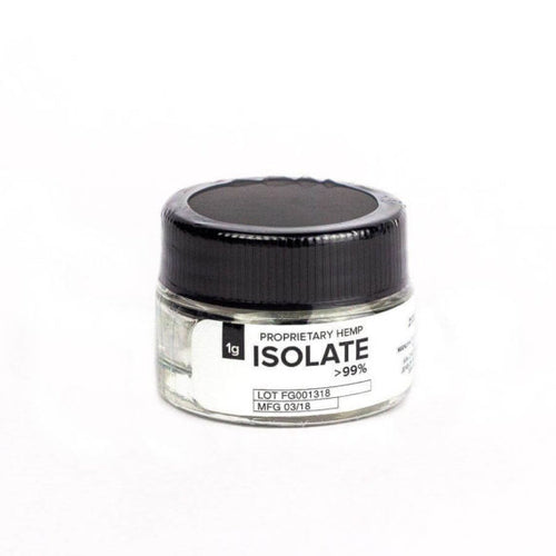 CBD Isolate 1g (96-99% CBD) | Hemp Extract-Lift Gift