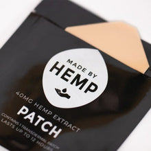 Load image into Gallery viewer, Made by Hemp – Hemp CBD Patches (40mg CBD)-Lift Gift