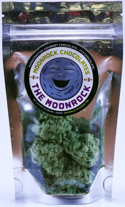 MoonRock Chocolates - C B D Infused Chocolate-Lift Gift