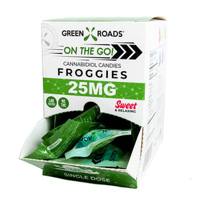 GRW On the Go 25mg Froggie Box-Lift Gift