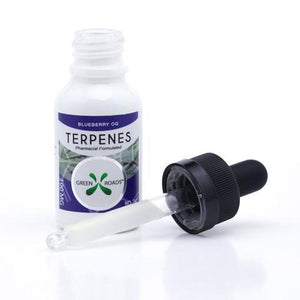 Green Roads World Blueberry OG Terpenes Oil-Lift Gift