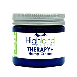 Therapy+ Hemp Cream/Lotion – Small (2oz)-Lift Gift
