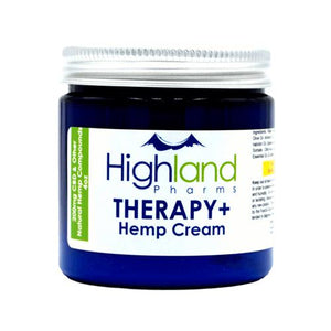 Therapy+ Hemp Cream/Lotion – 4oz Large Size-Lift Gift