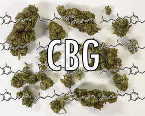 CBG Flower - 7 grams-Flower-Lift Gift