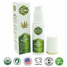 Load image into Gallery viewer, Miss Bud's Hemp Anti-Wrinkle Cream Reduce Line Increase Firmness and Elasticity Made from Pure Hemp Seed Oil-Lift Gift