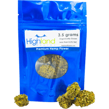 Load image into Gallery viewer, Organic Hemp Flower – Strain: Lifter-Lift Gift
