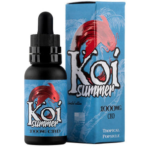 Koi CBD E-Liquid-Lift Gift