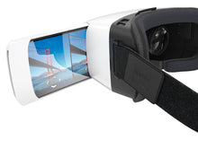 Load image into Gallery viewer, VR ONE Plus - PREMIUM Virtual Reality Headset for most smartphones.