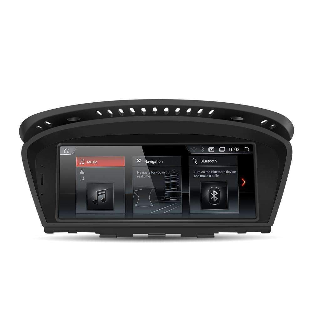 "Ecran tactile Autoradio Station Multimédia Navigation GPS 8.8"" pour BMW Serie5/Serie3 E60-E63 E90-E93 VERSION Qualcomm OCTA-CORE Android 10.0"