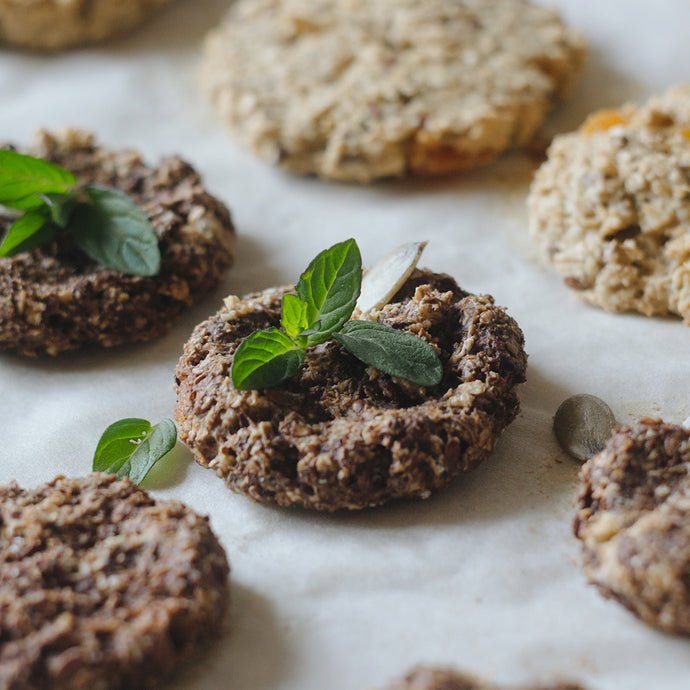 NO BAKE PROTEIN COOKIES RECIPE
