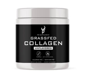 Unflavored Grass-Fed Collagen Peptides